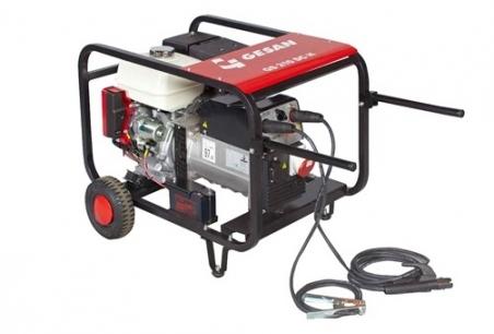 Сварочная генераторная установка переменного тока Gesan GS 170 AC H rope - 821