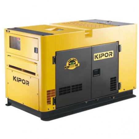 Дизельная электростанция KIPOR KDE9000SS - 864