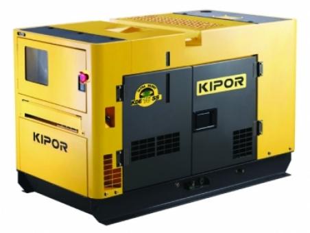 Дизельная электростанция KIPOR KDE16SS - 866