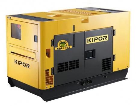 Дизельная электростанция KIPOR KDE35SS - 869