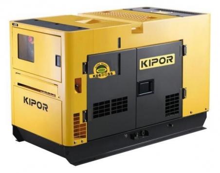 Дизельная электростанция KIPOR KDE30SS3 - 873