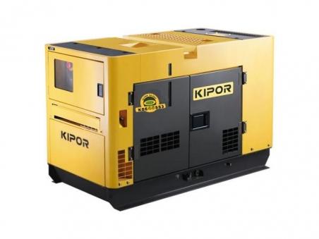 Дизельная электростанция KIPOR KDE45SS3 - 875