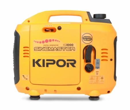 Бензогенератор инверторный Kipor IG1000 - 1562