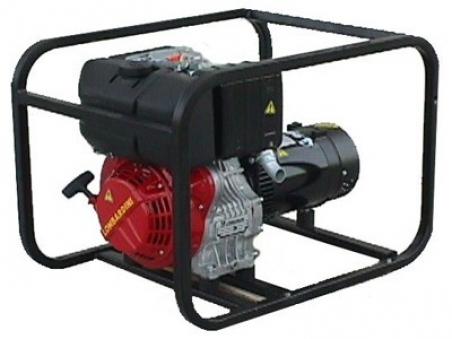 Дизельная генераторная установка Gesan L 6 MF key - 932