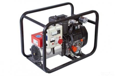 Дизельная генераторная установка Gesan L 12 MF key - 936