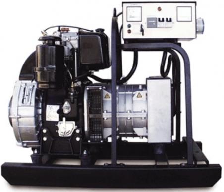 Дизельная генераторная установка Gesan L 20 MF key - 938