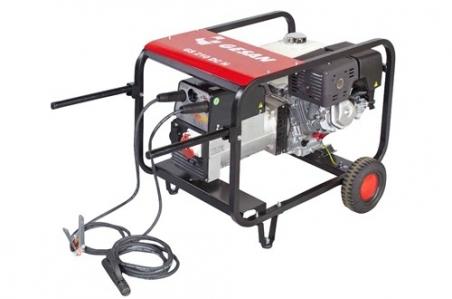 Сварочная генераторная установка переменного тока Gesan GS 210 DC H key - 956