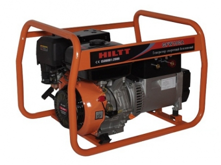 Бензиновый сварочный генератор HILTT GF190AE (HILTT GFW190A) - 1589