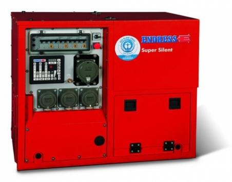 Бензиновый электрогенератор ENDRESS ESE SEA 6 DS - 1558