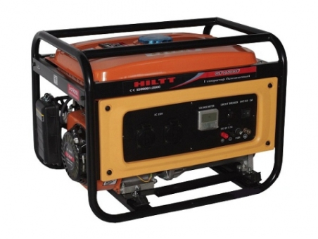 Бензогенератор HILTT GF2500F - 1603