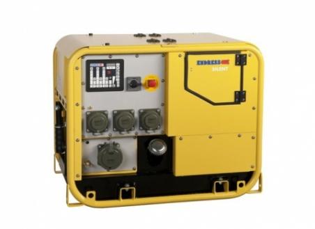 Бензиновый электрогенератор ENDRESS ESE 957 DBG ES DIN - 1543