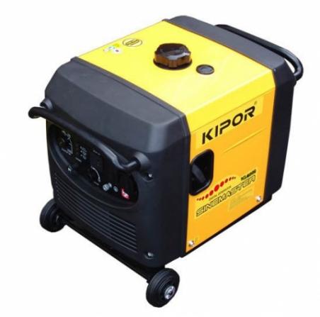 Бензогенератор инверторного типа Kipor IG4000 - 1574